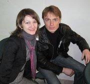 Svetlana and Sasha