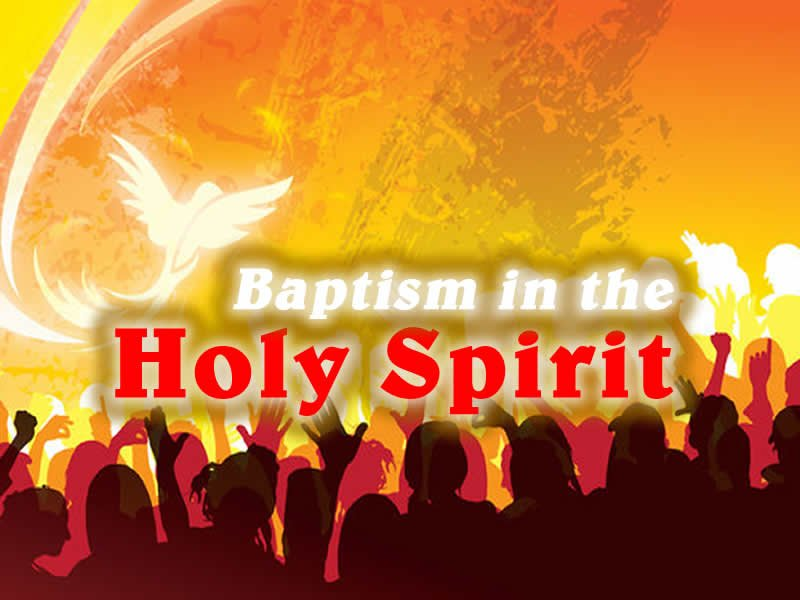 Bible Basis For Baptism In The Holy Spirit Apostolic Foundations