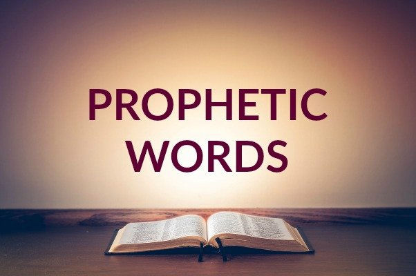 So Many Prophetic Words - Ralph Howe Ministries